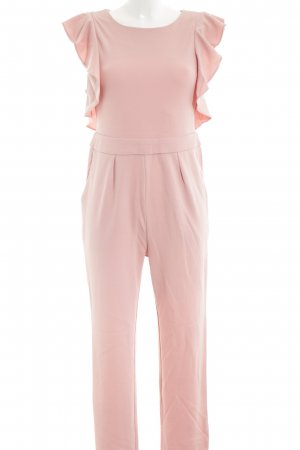 Vera & Lucy Jumpsuit pink Elegant