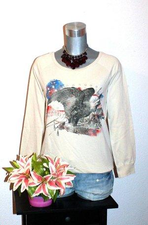 Vera Moda Print Pullover gr.38/40 American Adler
