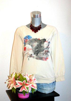 Vera Moda Print Pullover Gr. 38 American Adler