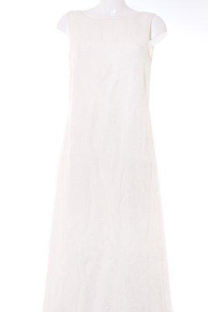 Vera Mont A-Linien Kleid creme Elegant