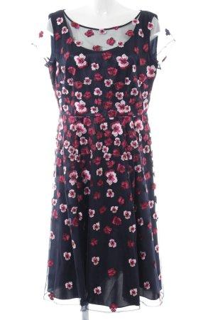 Vera Mont A-Linien Kleid florales Muster Elegant