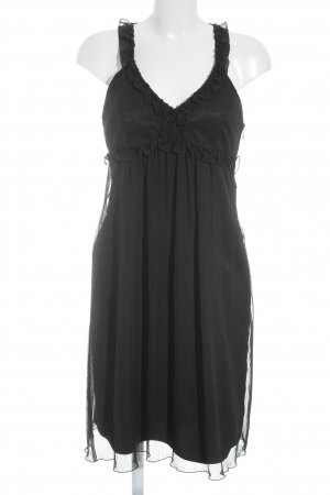 Vera Mont A Line Dress black elegant