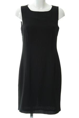Vera Mont A-Linien Kleid schwarz Elegant