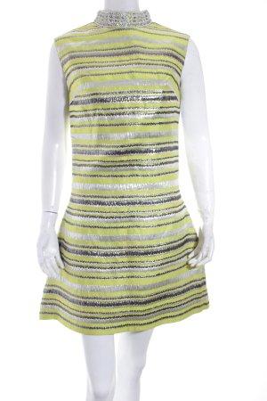 Vera Mont A-Linien Kleid Streifenmuster Elegant