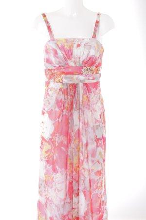 Vera Mont Abendkleid abstraktes Muster Elegant