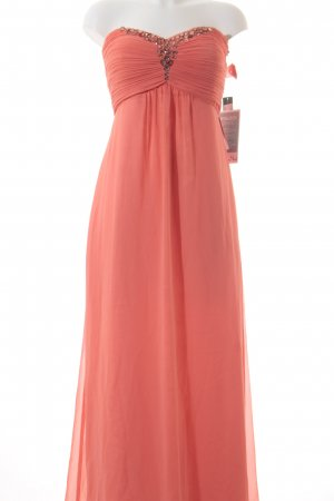 Vera Mont Abendkleid apricot Party-Look