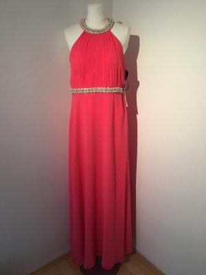 Vera Mont Abendkleid Ballkleid Abiball Hochzeit Gr. 40 pink NEU
