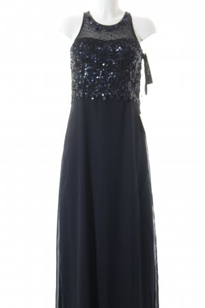 Vera Mont Abendkleid blau Party-Look