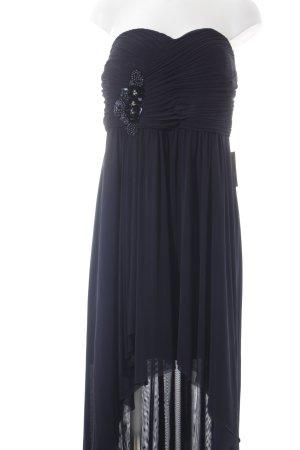 Vera Mont Robe de soirée bleu foncé élégant
