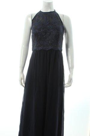 Vera Mont Abendkleid dunkelblau Eleganz-Look
