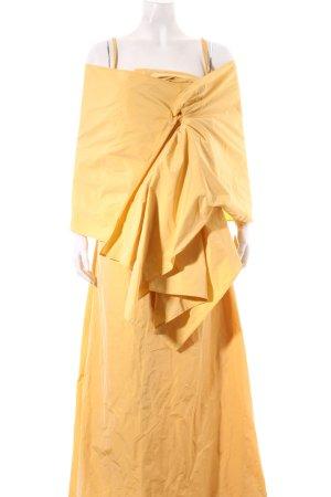 Vera Mont Abendkleid dunkelgelb Elegant