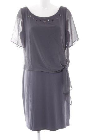 Vera Mont Abendkleid dunkelgrau Elegant
