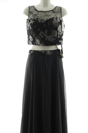 Vera Mont Abendkleid dunkelgrau-schwarz Elegant