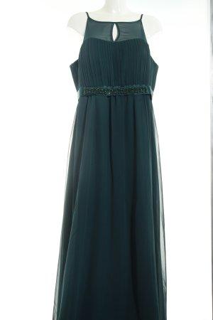 Vera Mont Abendkleid dunkelgrün Elegant