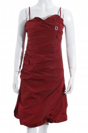 Vera Mont Robe de soirée rouge foncé élégant