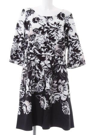 Vera Mont Abendkleid florales Muster Casual-Look
