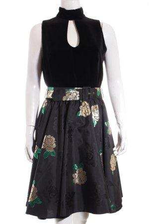 Vera Mont Abendkleid florales Muster Elegant