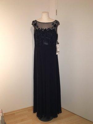 Vera Mont Abendkleid Gr.42 Neu blau Kleid