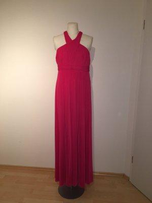 Vera Mont Abendkleid Gr. 42 rot Neu Kleid lang