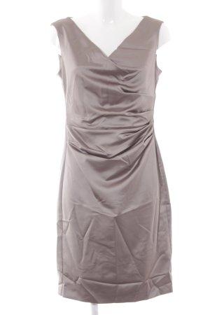 Vera Mont Abendkleid graubraun Elegant