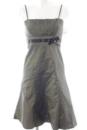 Vera Mont Abendkleid graugrün Elegant