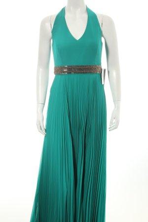 Vera Mont Abendkleid grün Eleganz-Look
