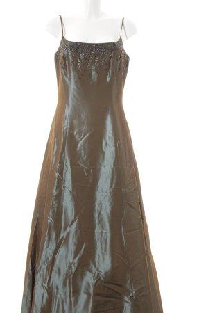 Vera Mont Abendkleid grüngrau Elegant
