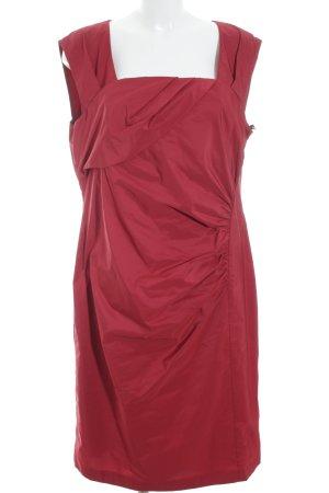 Vera Mont Abendkleid karminrot Elegant