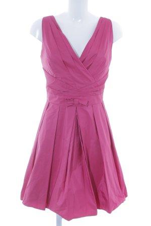 Vera Mont Abendkleid magenta Elegant