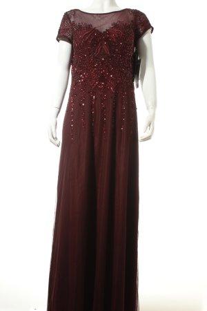 Vera Mont Abendkleid purpur Eleganz-Look