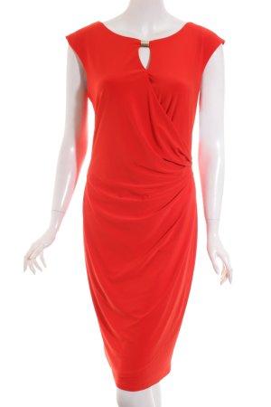 Vera Mont Abendkleid rot Casual-Look