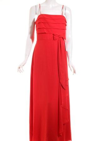 Vera Mont Robe de soirée rouge élégant
