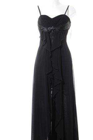 Vera Mont Robe de soirée noir élégant