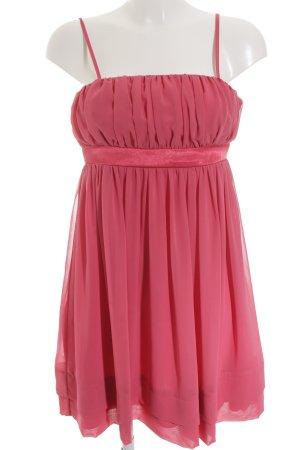 Vera Mont Babydollkleid pink Paris-Look