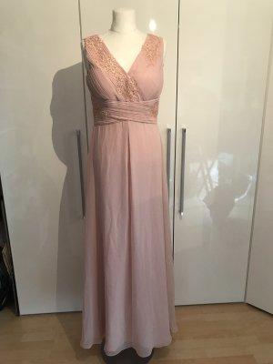 Vera Mont Ballkleid Gr.38 rose nude rosa Abendkleid Kleid