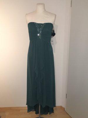 Vera Mont Ballkleid Kleid Gr.44 NEU Hochzeit grün