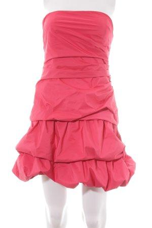 Vera Mont Balloon Dress magenta elegant