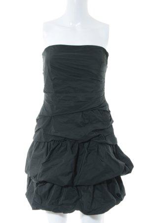 Vera Mont Ballonkleid schwarz extravaganter Stil