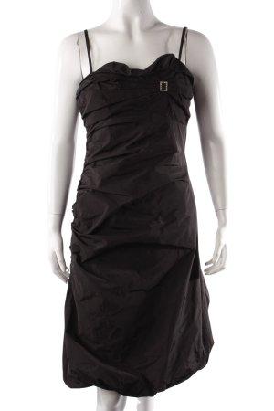 Vera Mont Ballonkleid schwarz