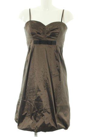 Vera Mont Bandeaukleid bronzefarben Elegant