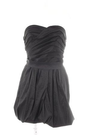 Vera Mont Bandeaukleid schwarz Elegant