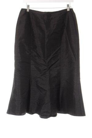 Vera Mont Bleistiftrock schwarz Elegant