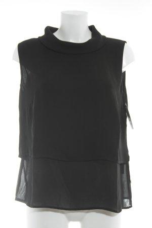 Vera Mont Blusentop schwarz Elegant