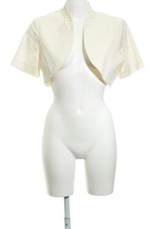 Vera Mont Bolero crema elegante