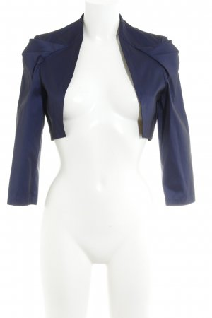Vera Mont Bolero dunkelblau Elegant