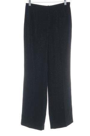 Vera Mont Pantalon à pinces noir élégant
