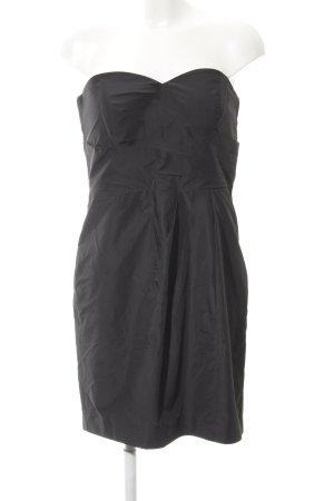Vera Mont Vestido bustier negro elegante