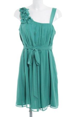 Vera Mont Chiffonkleid grün Elegant