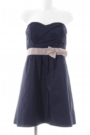 Vera Mont Cocktailkleid blau-pink Elegant