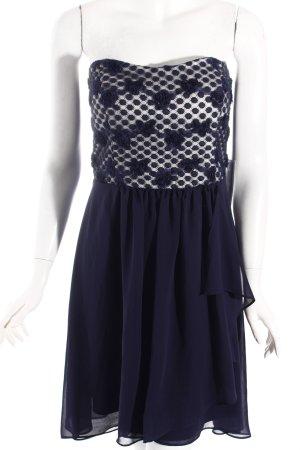 Vera Mont Cocktail Dress dark blue elegant